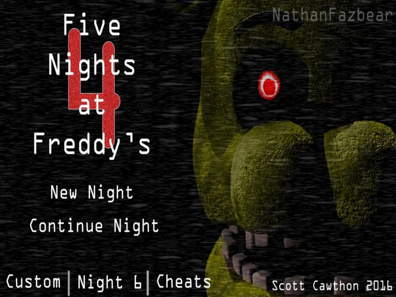 Five Nights at Freddy's 4 Online - FNaF Sister Location