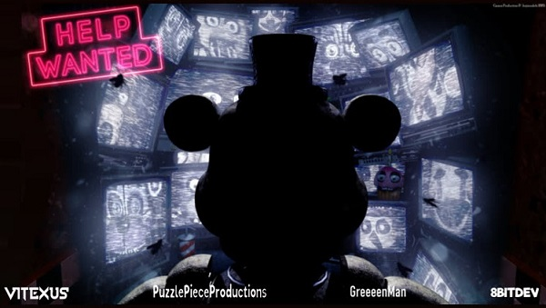 Five Nights at Freddy's Help Wanted 2D