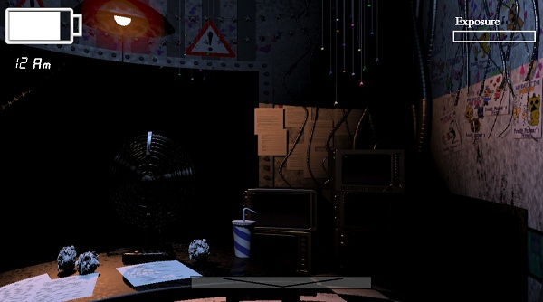 One Night at FNaF 2's